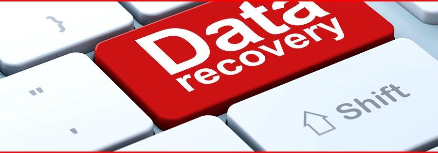 Data recovery keyboard